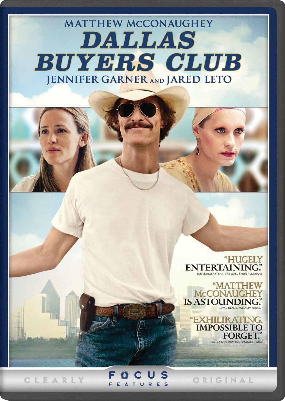 Amazon.com: Dallas Buyers Club: Jared Leto, Matthew McConaughey, Jennifer Garner: Movies & TV