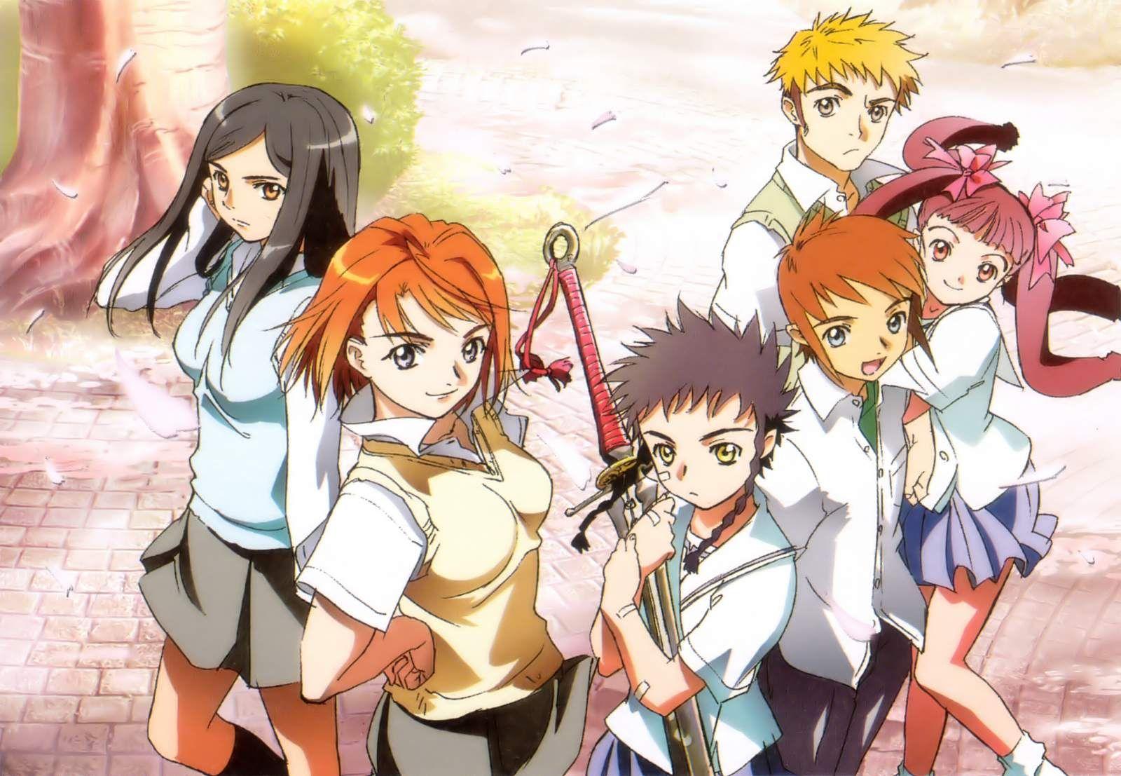 10 Anime Like Soul Eater My hime, Anime, Anime shows