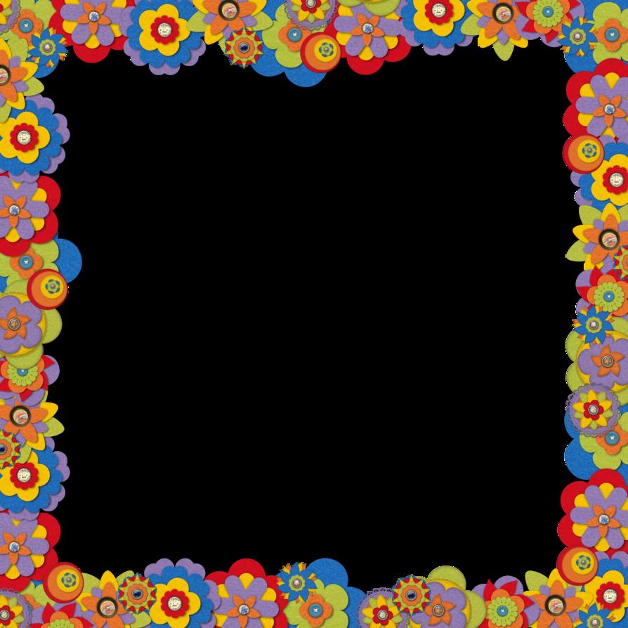 flower borders for projects on paper wwwpixsharkcom