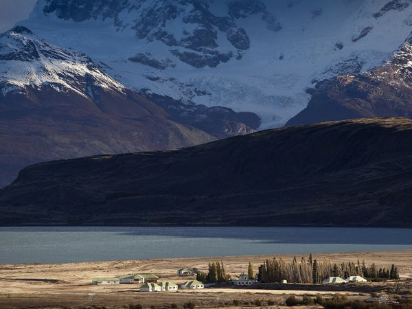Estancia Cristina  http://travel.nationalgeographic.com/travel/hotels/2011/best-hotels-in-south-america-photos/