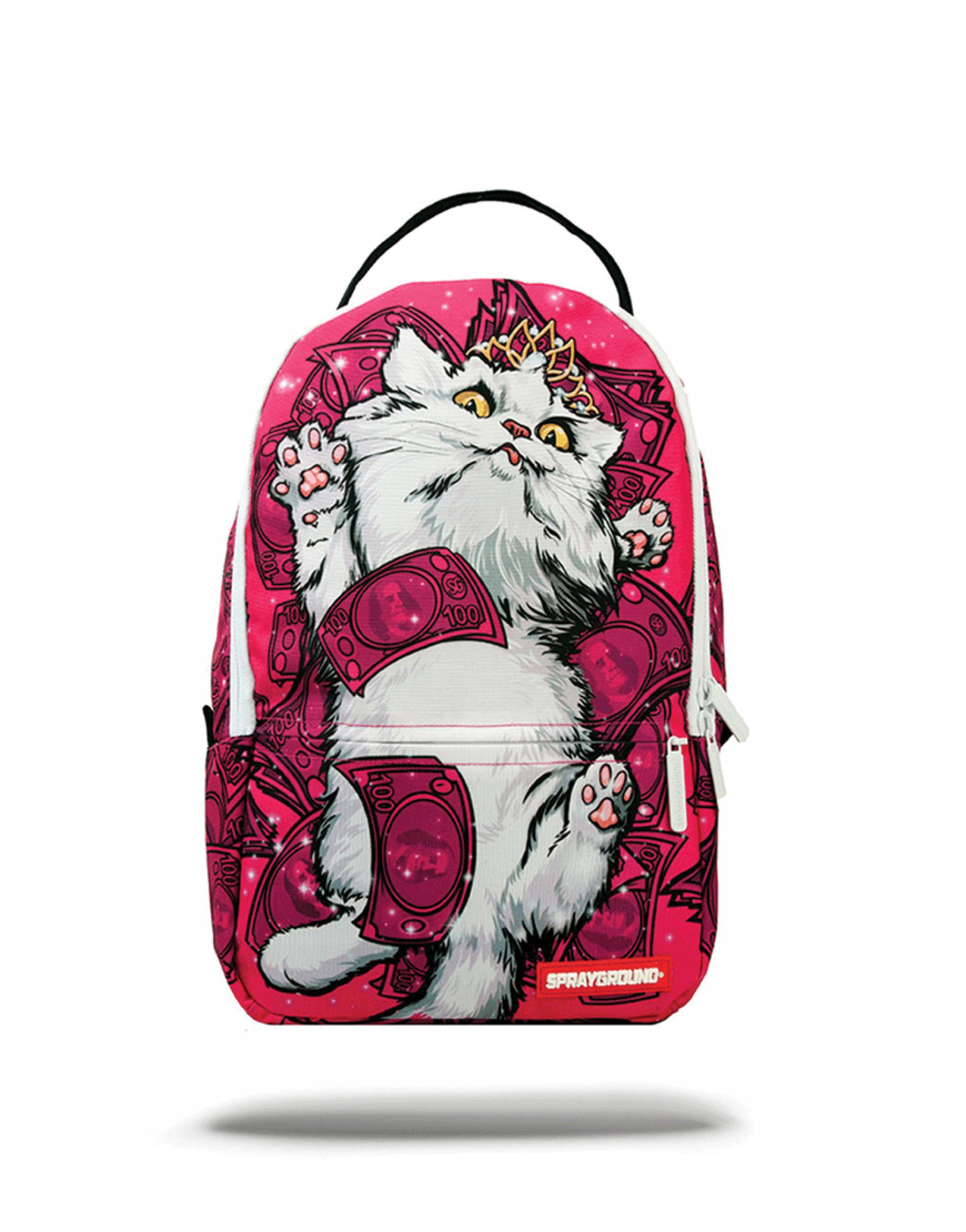Mini Kitten Money Sprayground Backpacks Bags And Accessories Sprayground Bags Women Accessories Bags
