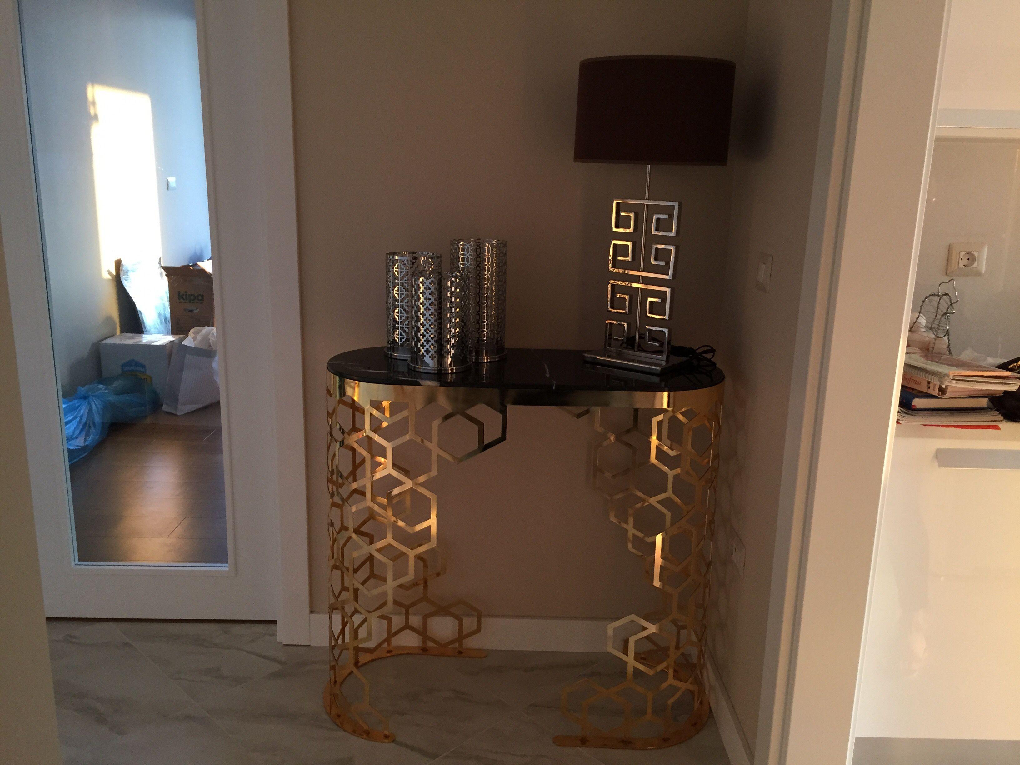 Lazer Kesimli Dresuar ve Aplik #dekorasyon #decoration #home ...