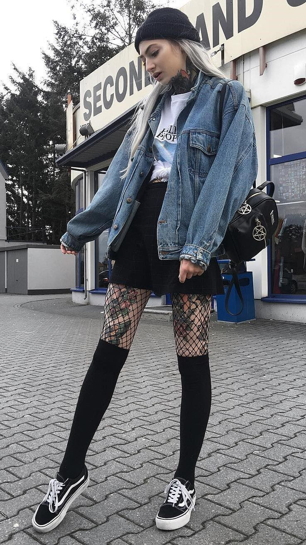 Die wichtigsten Mode-Trends für Frühling 2018: Die Must-haves der Saison #grungeoutfits