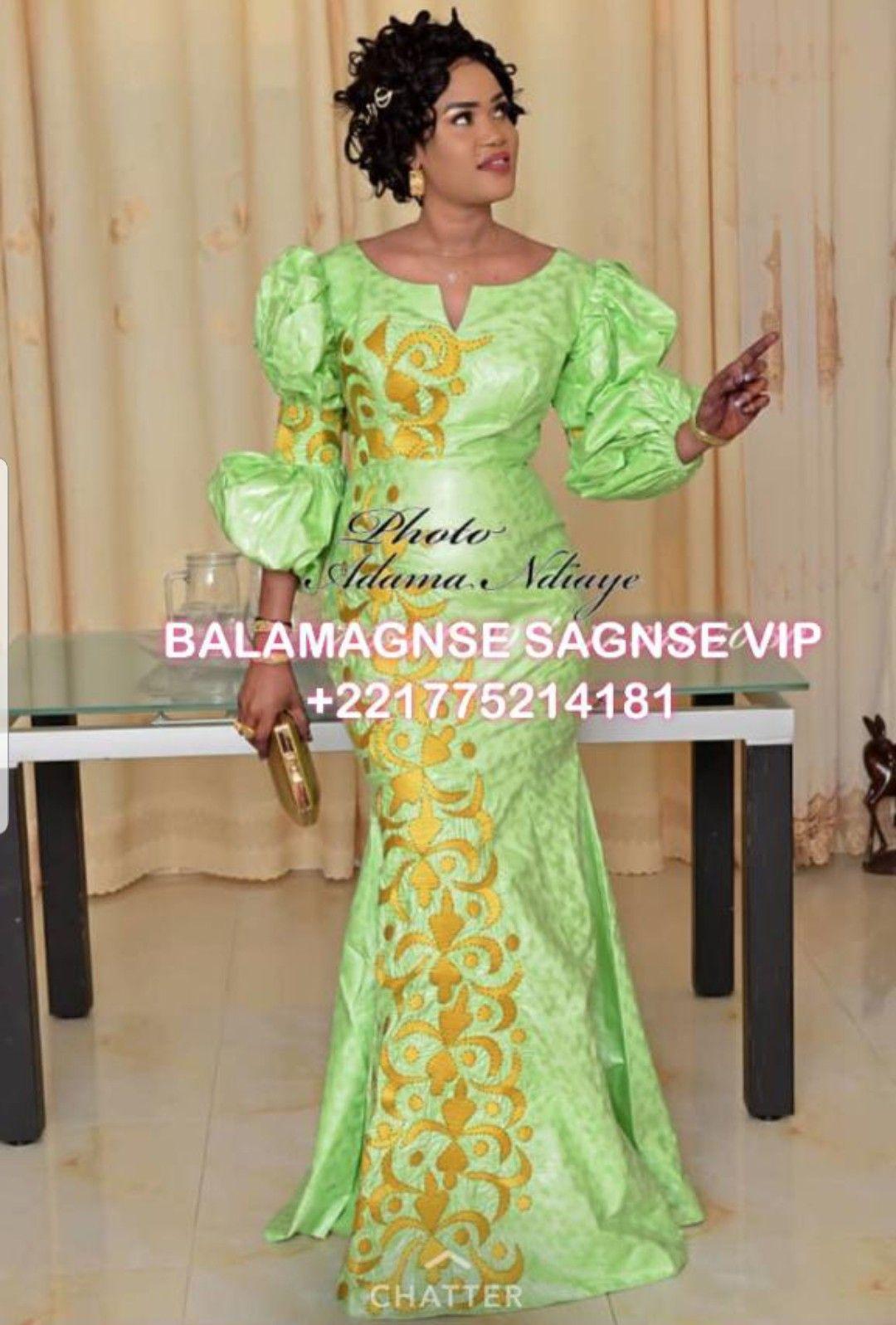 Épinglé par Dieynaba Dieye Samaté sur Mode africaine en