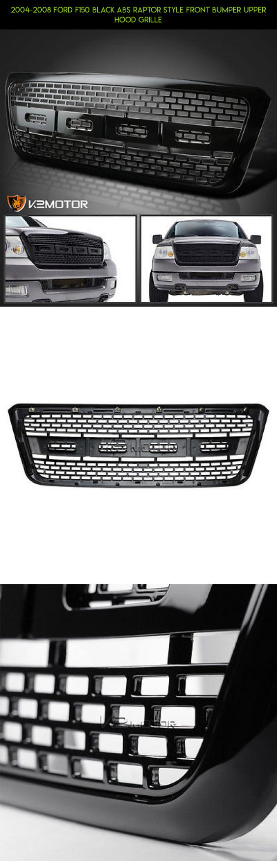 06 F150 Front Bumper : front, bumper, Outdoor-cooking