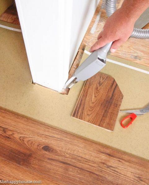 10 Great Tips For A Diy Laminate Flooring Installation Pinterest