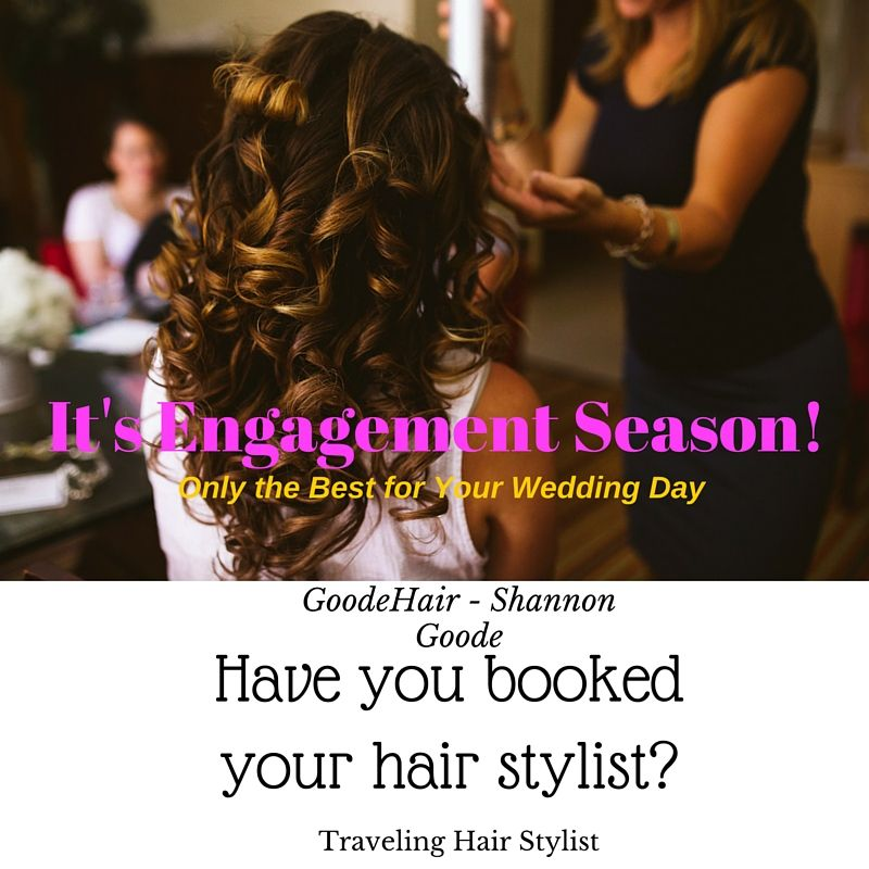 Columbus Ohios Best Hair Stylist Is Now Booking For 2016 Weddings