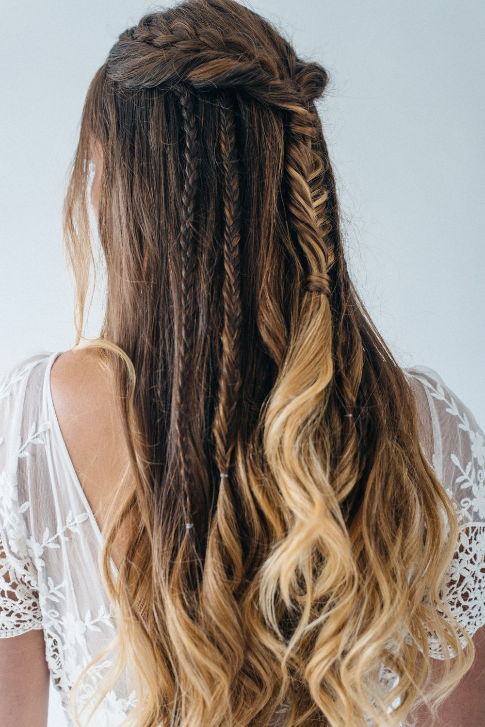 Why collaboration is the best form of marketing wedding hair half