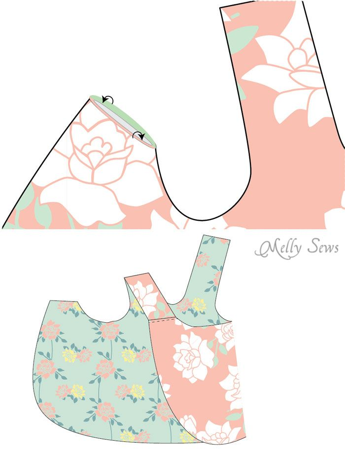 FREE Baby Pinafore and Bloomers Pattern | Felt | Sewing, Sewing ...