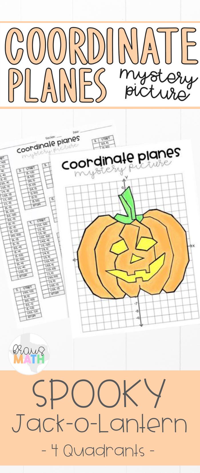 Halloween Math Activities Halloween Math Activities Halloween Math Halloween Coordinate [ 1650 x 700 Pixel ]