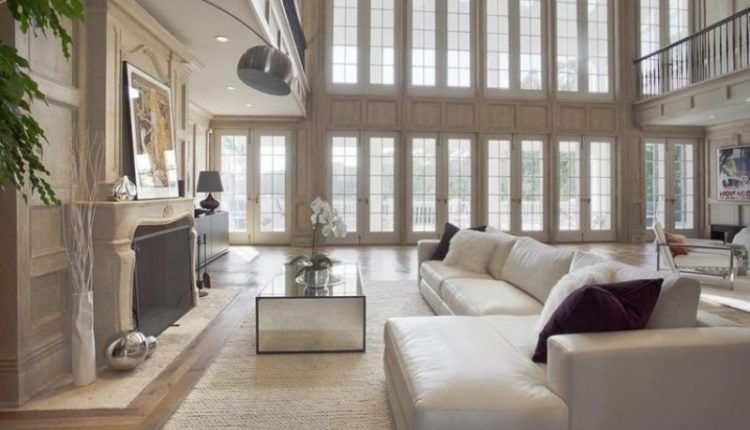 Beyonce And Jay Z Buys Hamptons Mansion For 26m Small Living