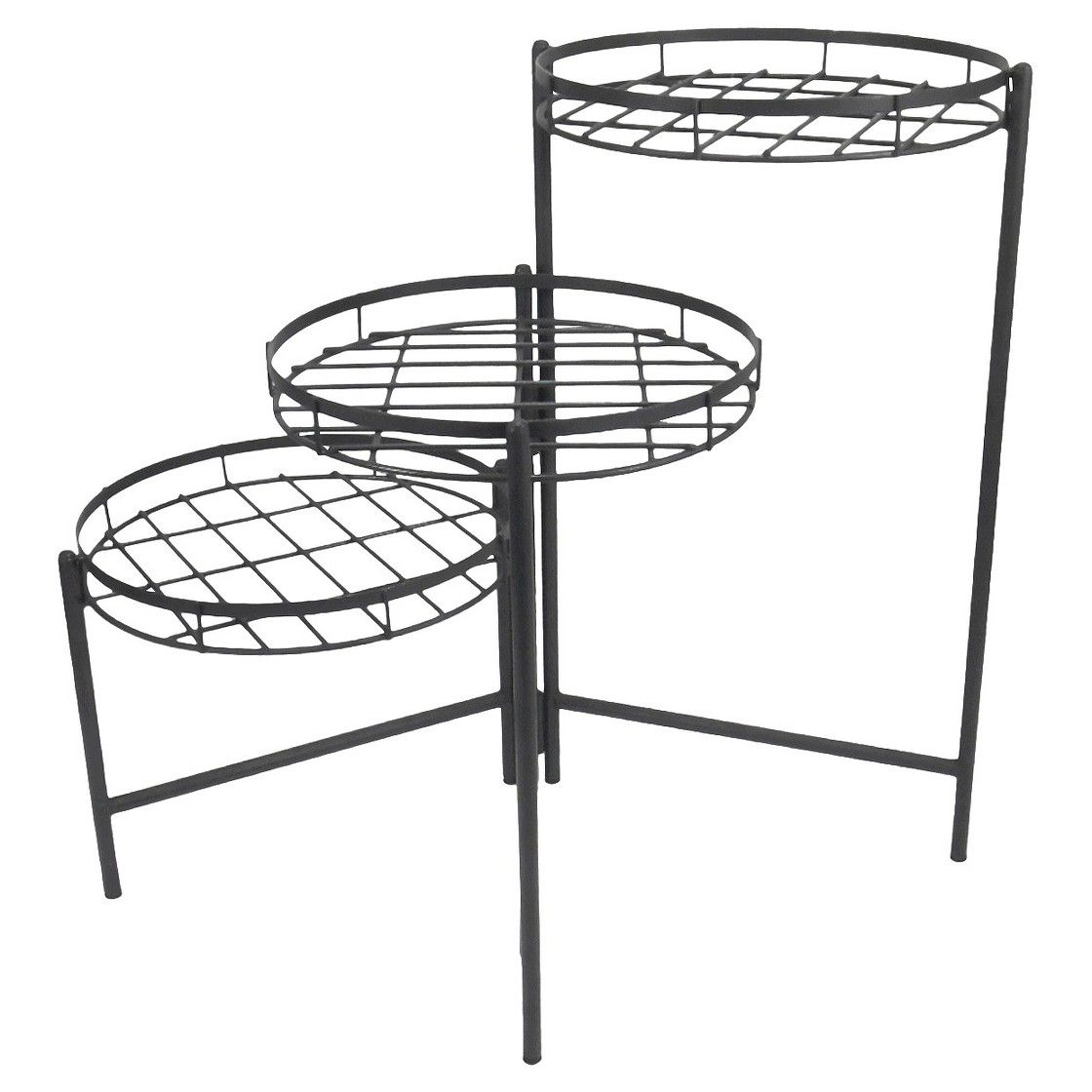 Threshold 3-Tier Metal Plant Stand $34 target | registry | Tiered
