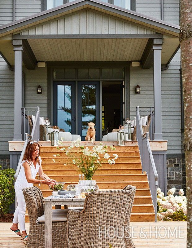 Inside Sarah Richardson S Off The Grid Country House