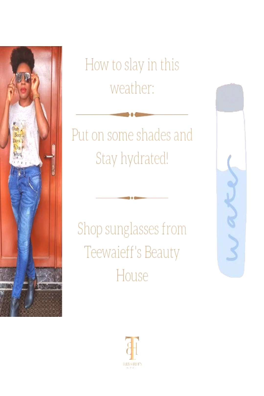 #drinkwater #literally #treating #pounding #weather #hows #head #the #you #my #is #th How's the weather treating you? My head is literally pounding. ThYou can find Drink water and more on our website.How's the weather treating y...