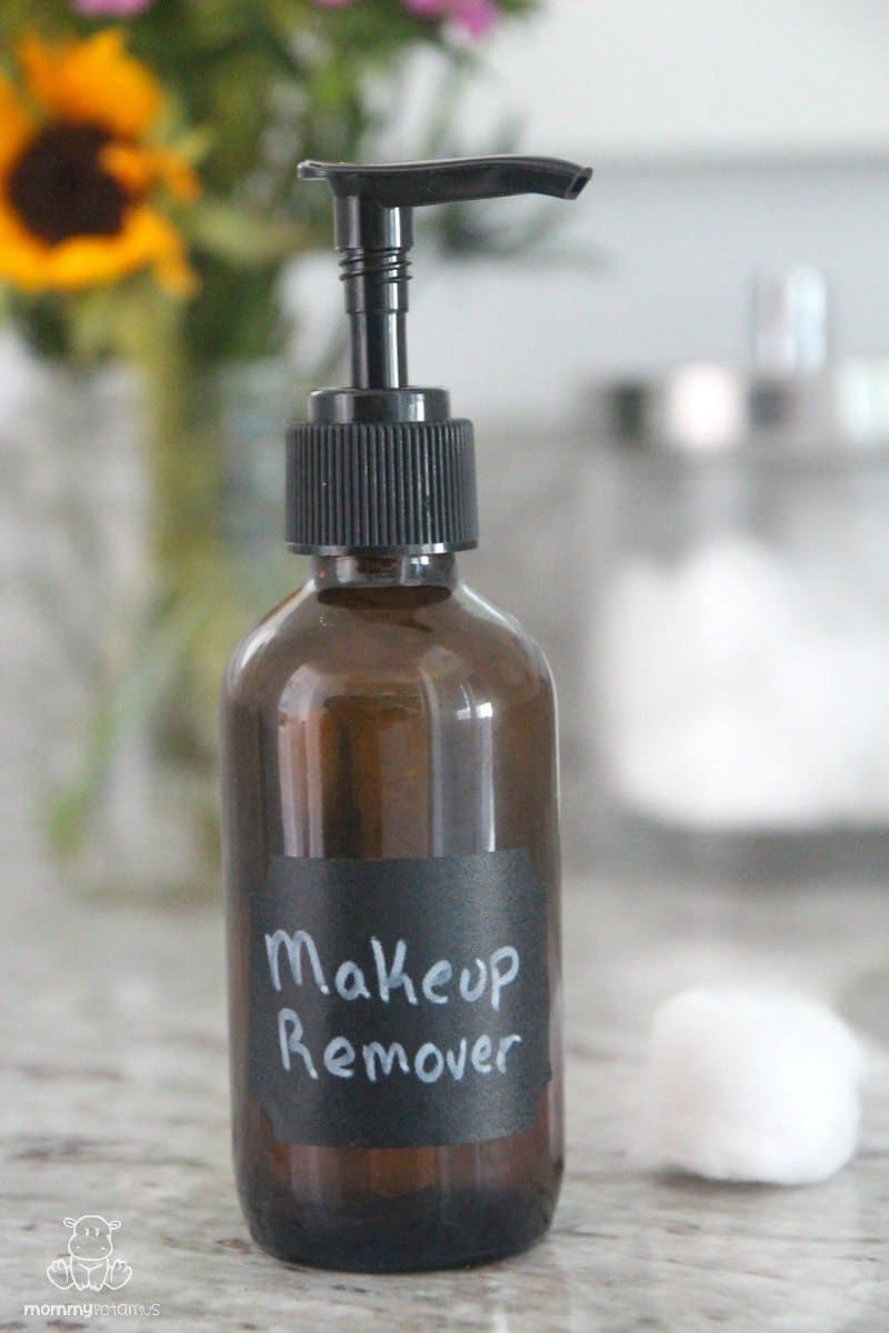 Diy Makeup Remover With Just Two Ingredients DIY Makeup Remover With Just Two Ingredients Diy Makeup diy makeup remover