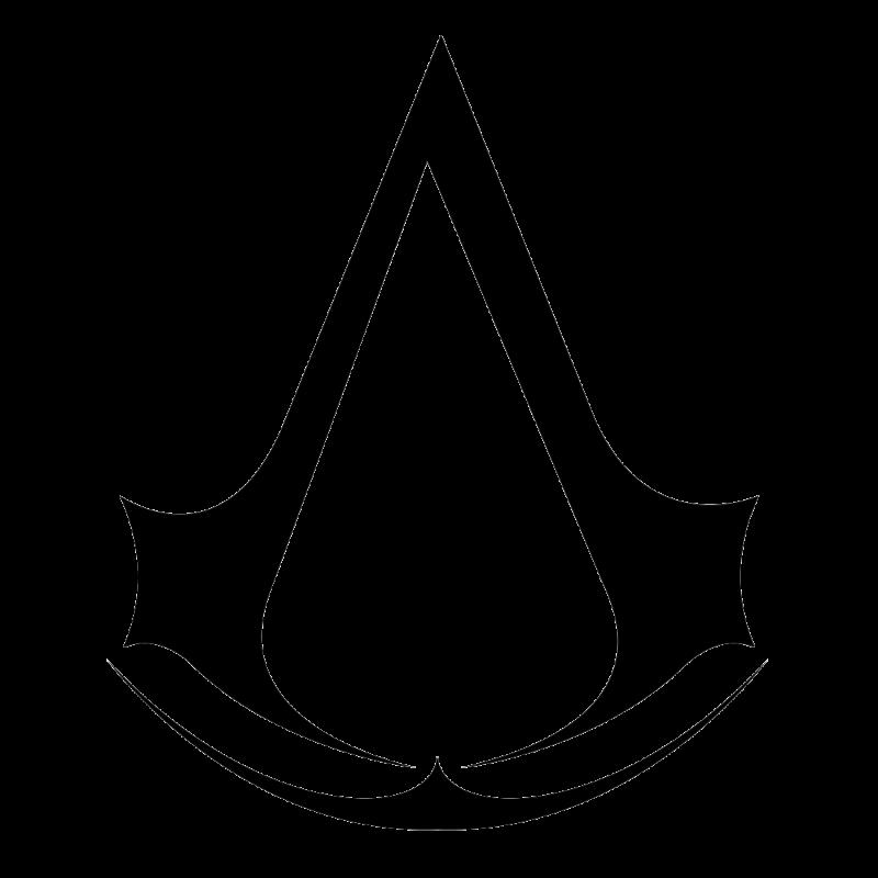 Assassin S Creed Logo 1 Png 800 800 Tatuagens Do Assassins Creed Assassinas Tatuagem De Caneta