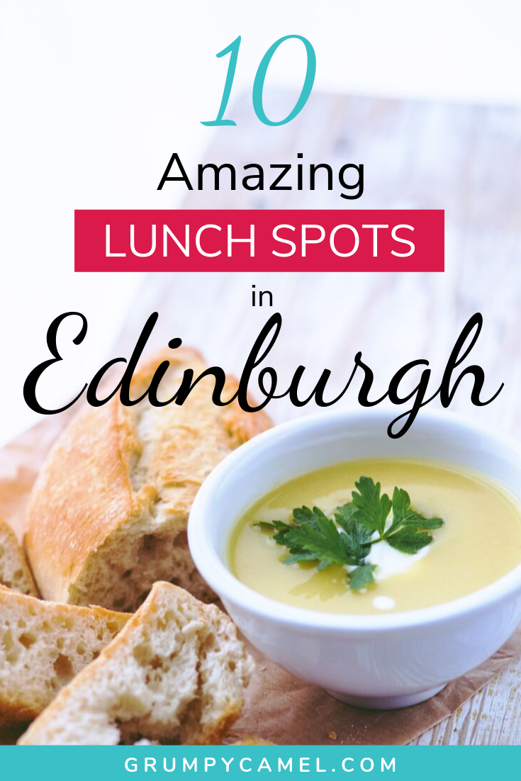 Photo of 10 Best Places for Lunch in Edinburgh