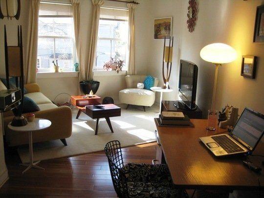 small apartment living room, interior design, home decor, house ideas