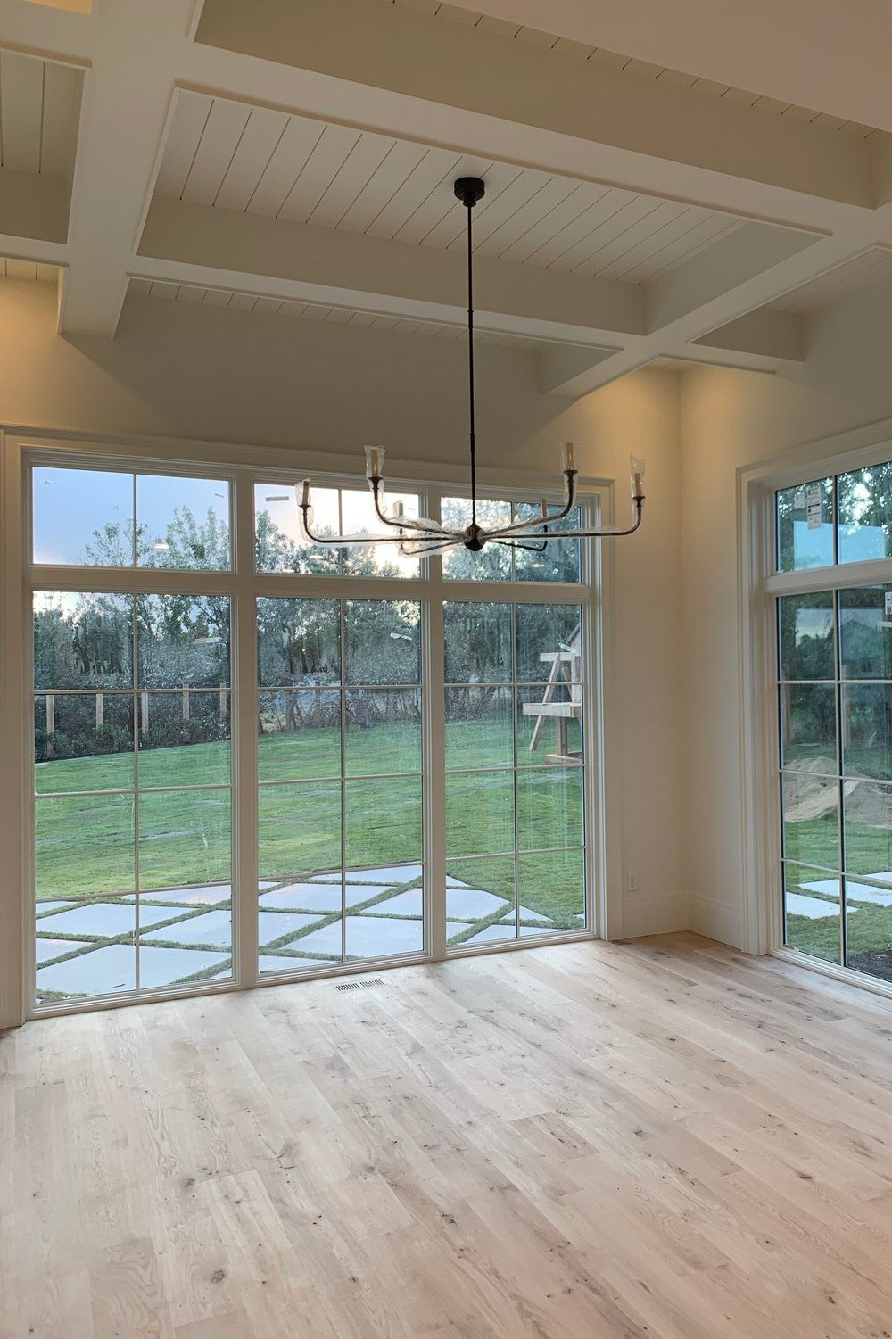 McGee Home Process Kitchen Inspiration Ceiling