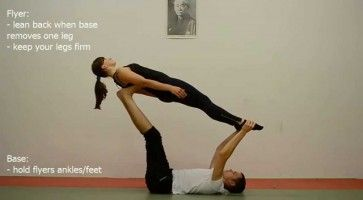 Acroyoga Acro Yoga Hard Yoga Poses Free Yoga Videos
