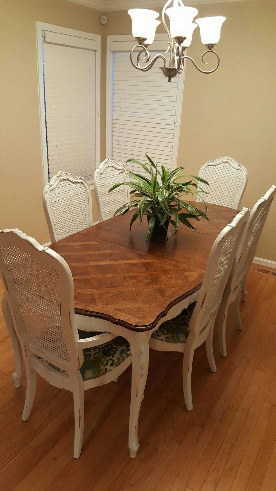 Upcycled Thomasville Dining Room Table Upcycled Furniture