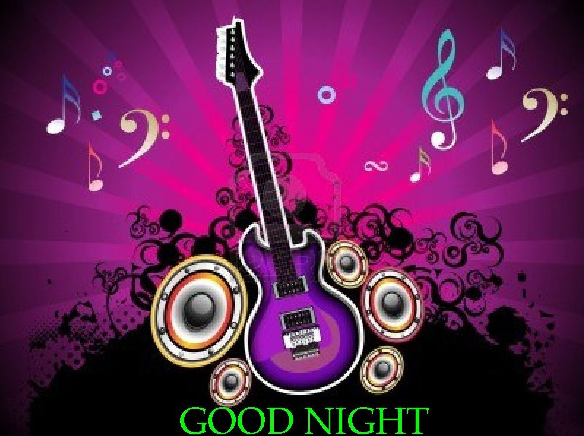 Good Night Music Hd Wallpapers Jpg 1199 895 Hd Wallpaper Wallpaper Night