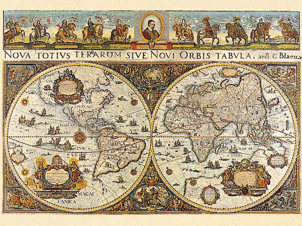 Ravensburger World Map 1665 Puzzle 3000pcs Fun Puzzle Alte Karten Alte Weltkarten Weltkarte Puzzle