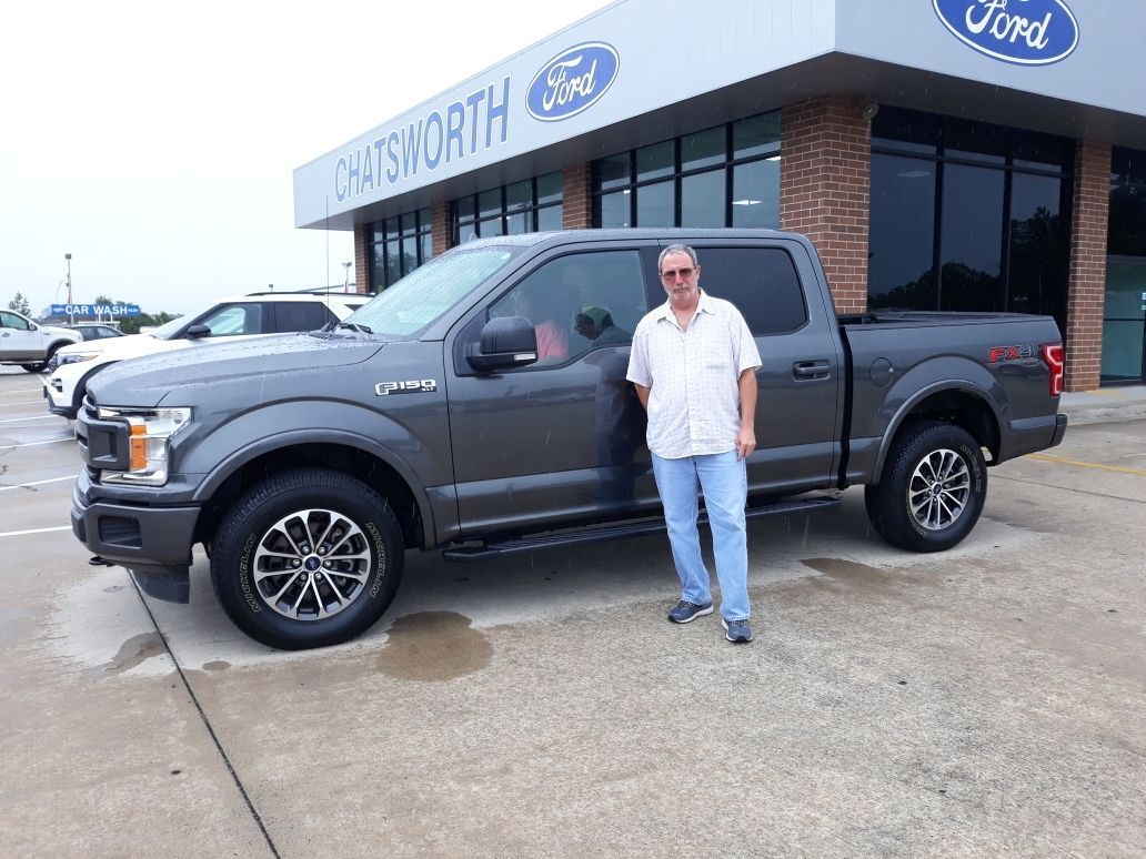 congrats bill smithem of ringgold ga on your new 2018 ford f 150 xlt 4x4 sold by brian smith we appreciate your business in 2020 ford news ford car ford pinterest