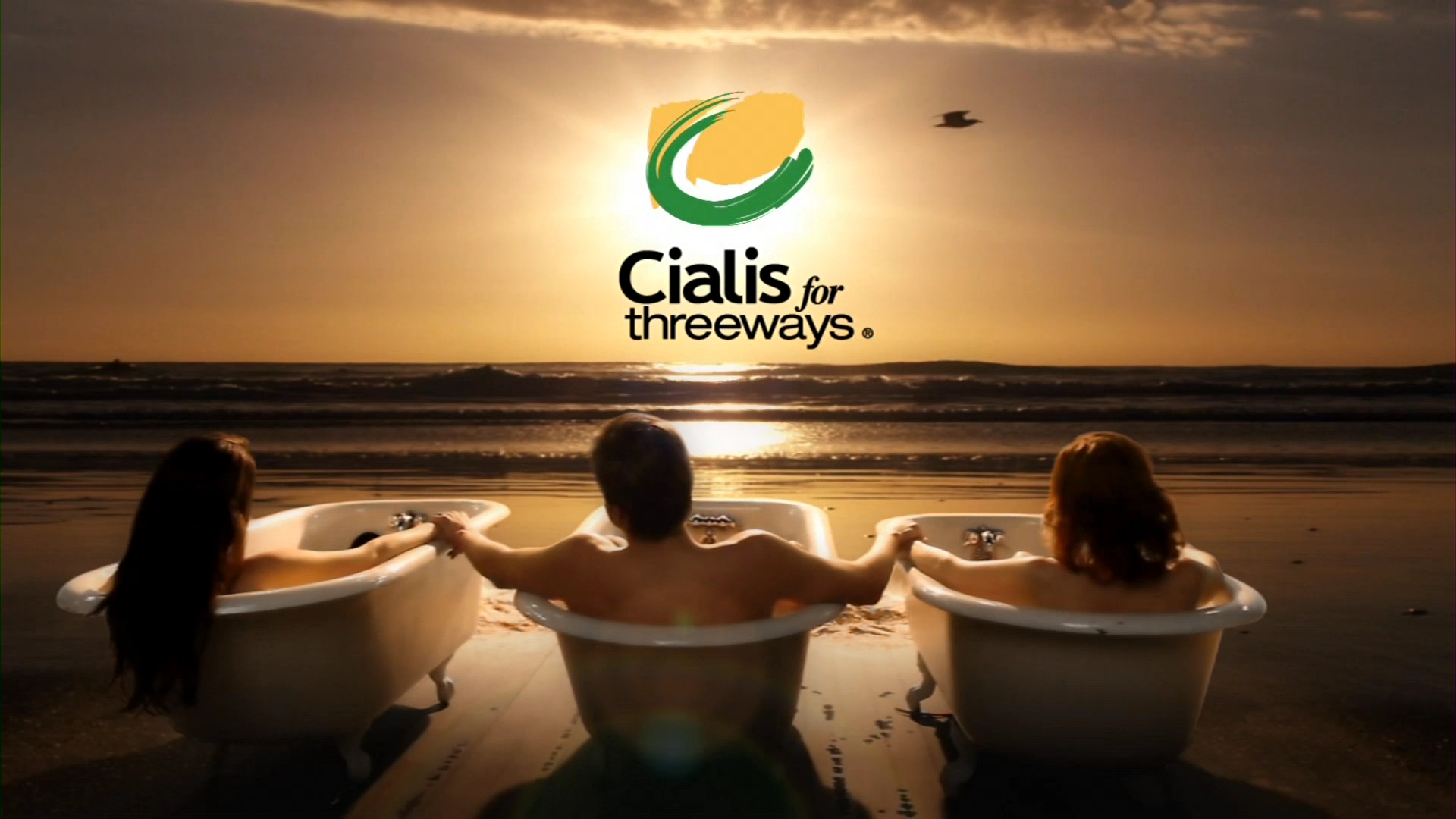 What's bathtubs cialis ads