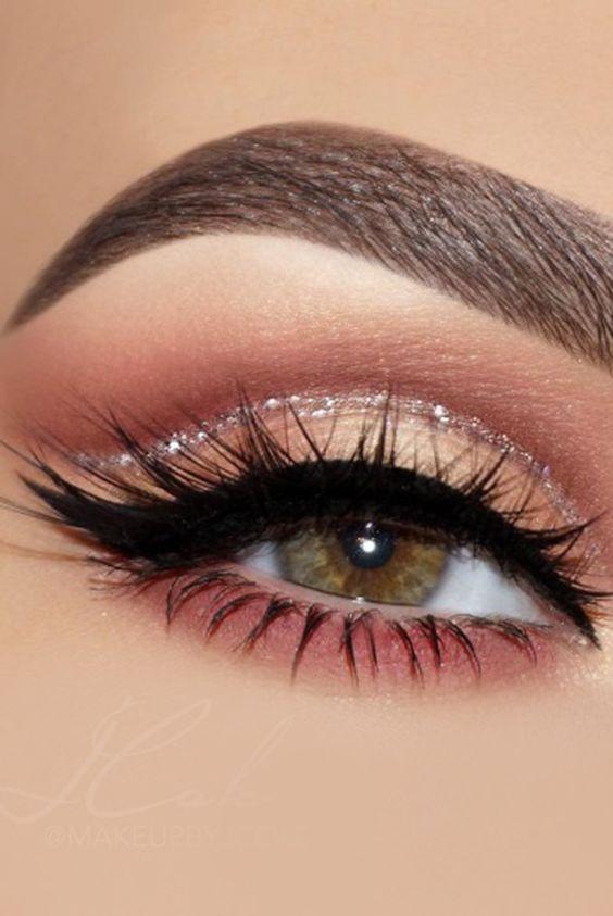 Photo of Glitter eyeliner, un gran aliado para nuestros ojos