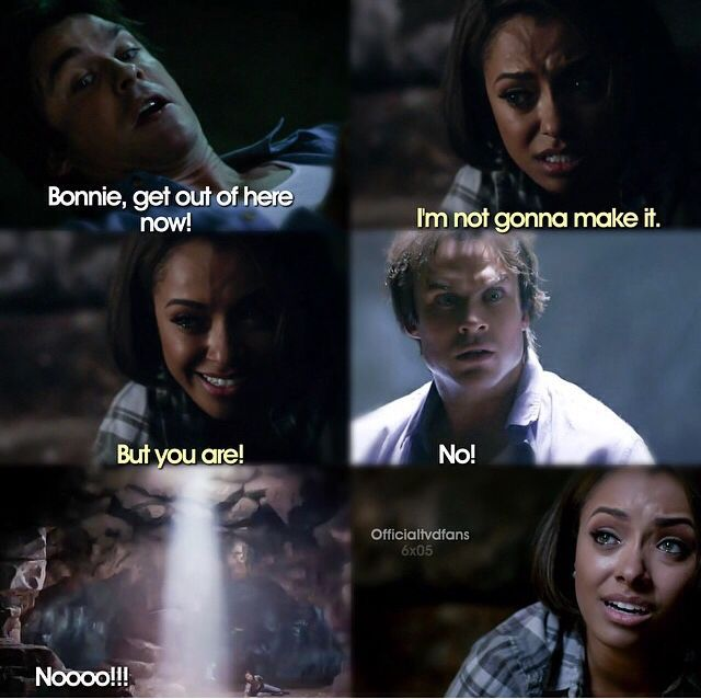 Vampire diaries 6x05. This episode had too many feels