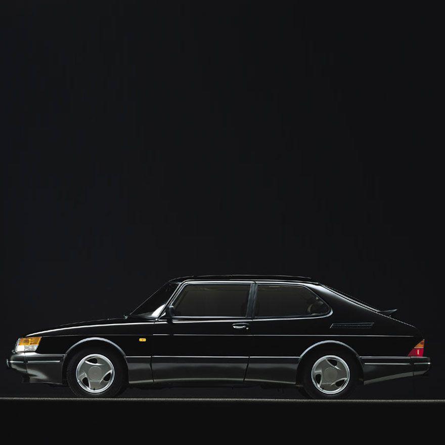 Saab 900 Turbo (1987-93) #Sweden #MadeInSweden