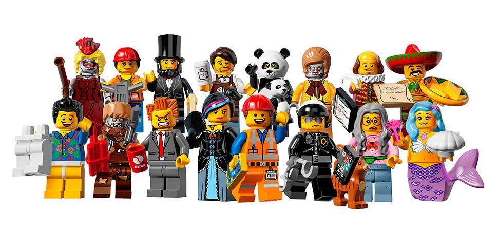 lego-mini-figures-series-12.jpg (970×450) | Lego mini figers ...
