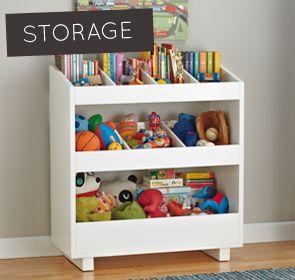 The Land of Nod - Storage