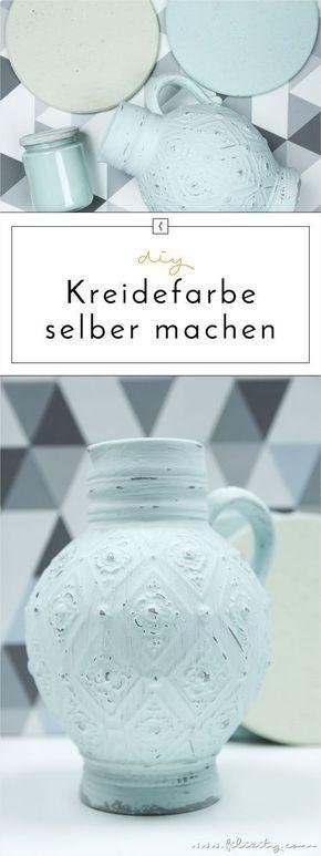 Photo of Kreidefarbe selber herstellen – so geht's | Filizity.com