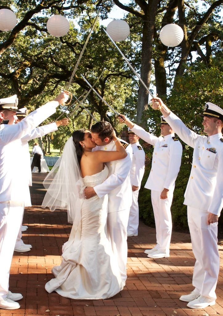 Military Wedding in Napa, CA Catholic wedding ceremony