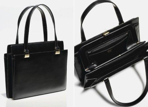 32282d4213 Margaret Thatcher s signature Asprey bag