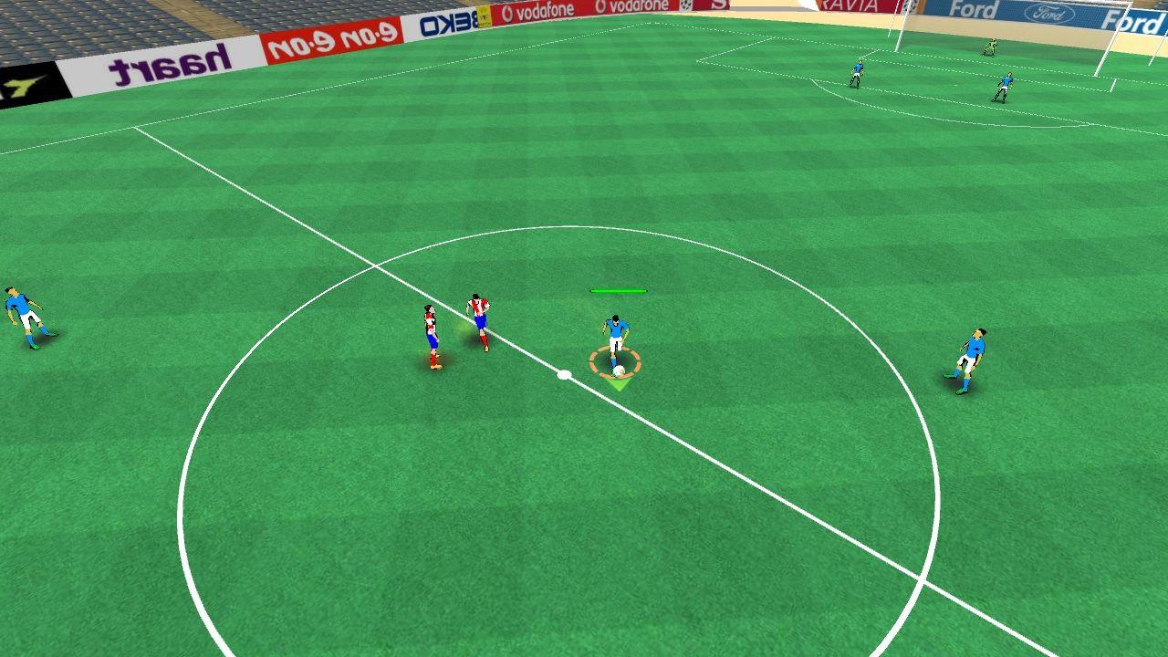 لعبة دوري كرة القدم Football Soccer League لعبة جديدة من العاب كرة