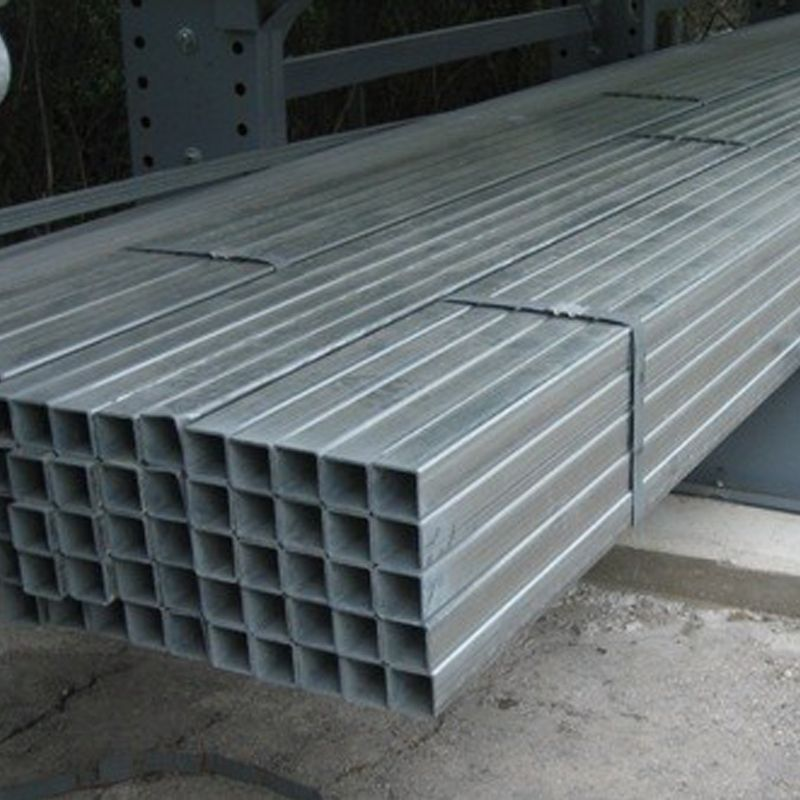 4x4 metal fence posts galvanized square tubing prices Email:Sales5