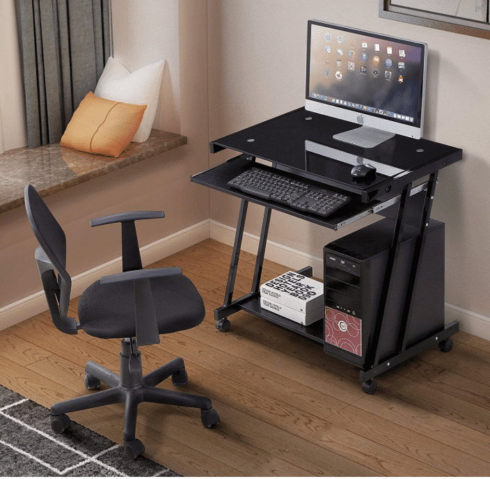 Top 10 Best Small Computer Desks Of 2020 Reviews Small Computer