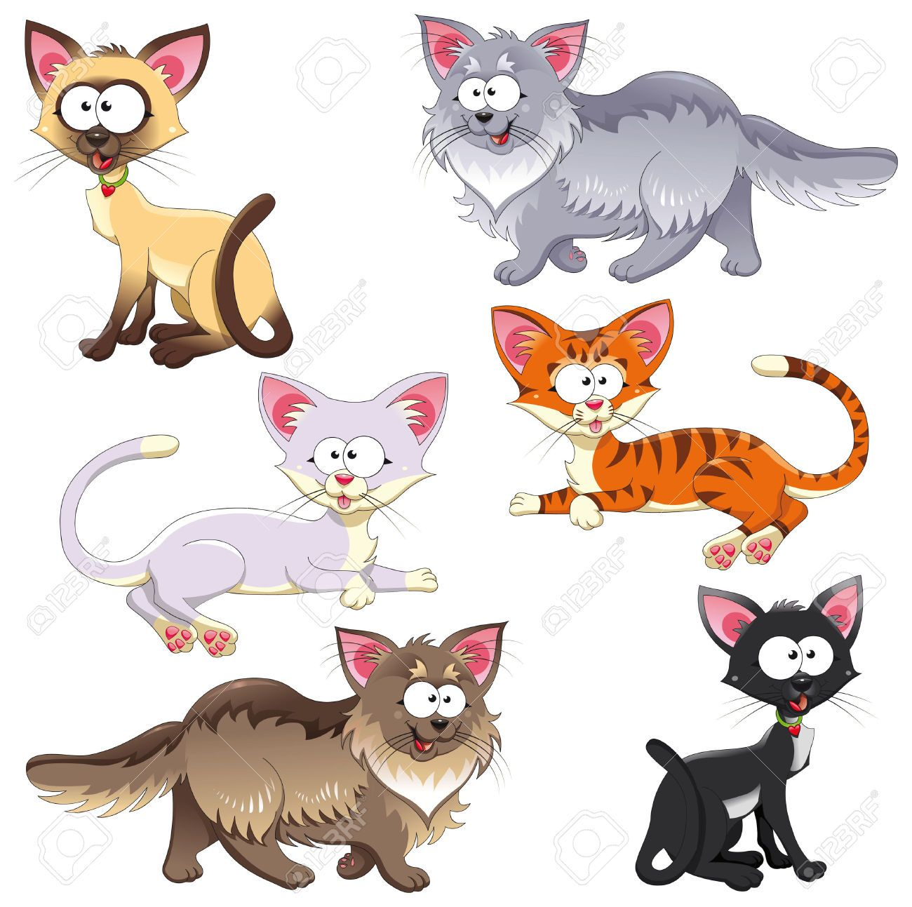 cats characters - Google Search