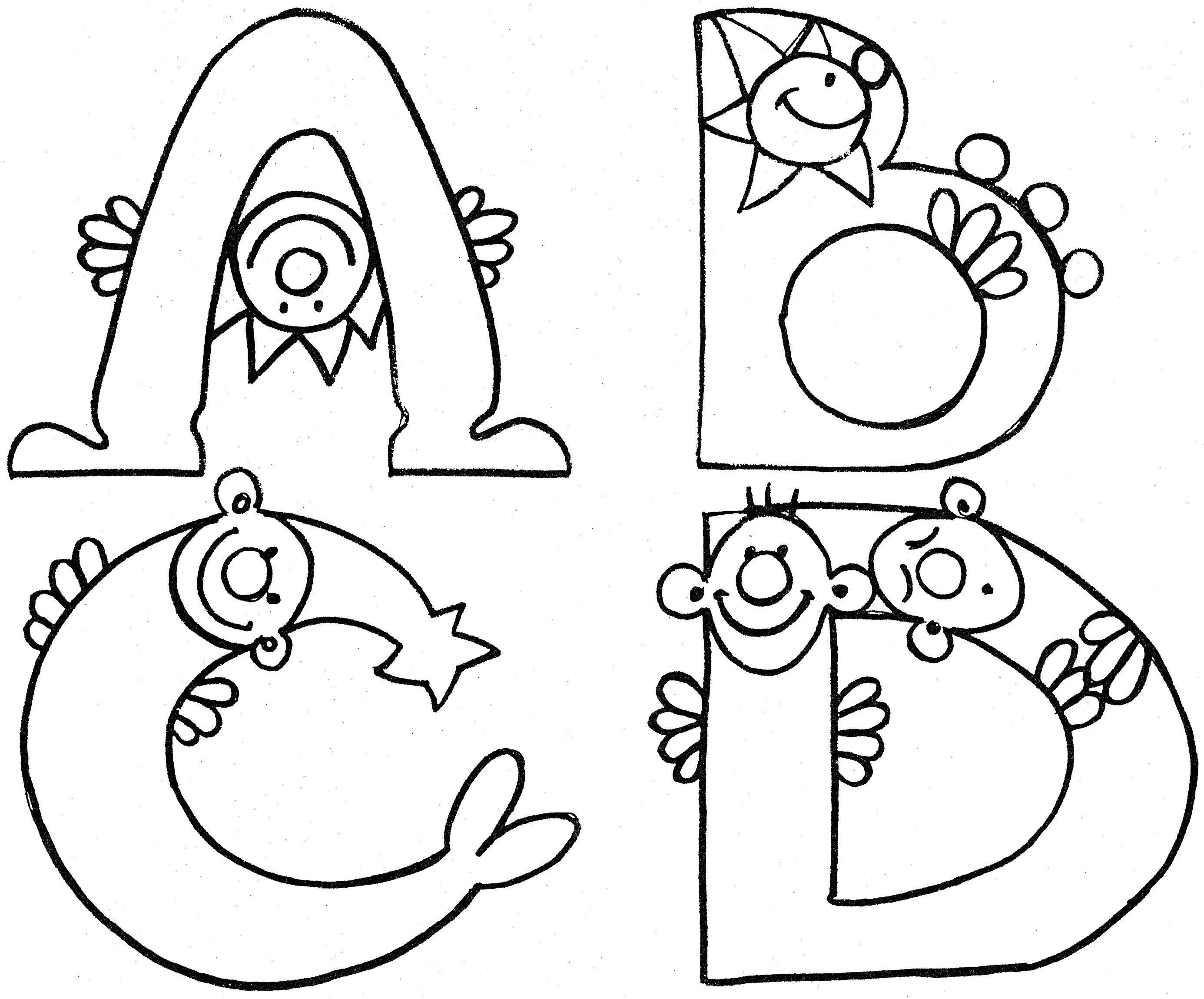 Bohocos Betuk Scrapbook Fonts Envelope Art Letter Art