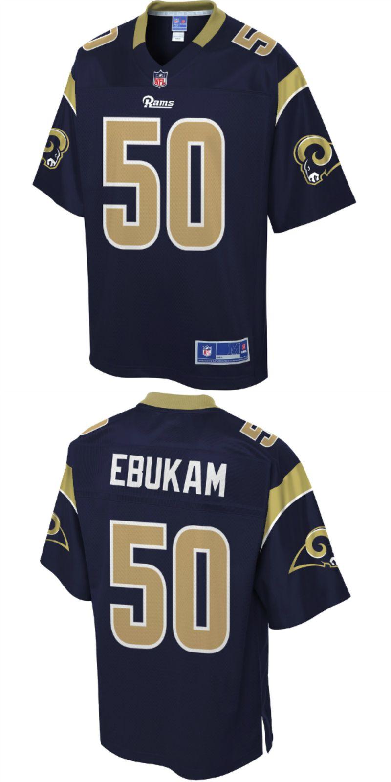 new arrival f867c 76d72 UP TO 70% OFF. Samson Ebukam Los Angeles Rams NFL Pro Line ...