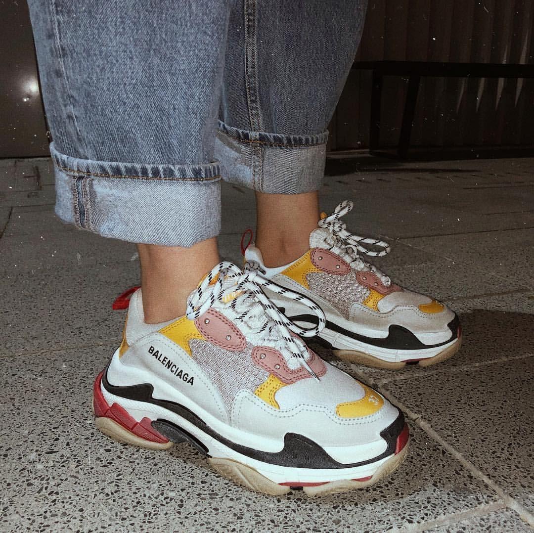 More sneakers ???????? | Zapatillas balenciaga, Zapatos
