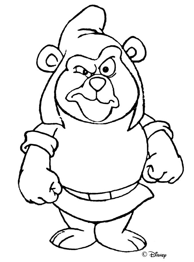 craft disney coloring pages