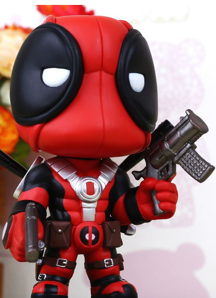 "Hot Deadpool Action Figure Marvel Legends x Men Wolverine 5"" Model Avengers Cute | eBay"