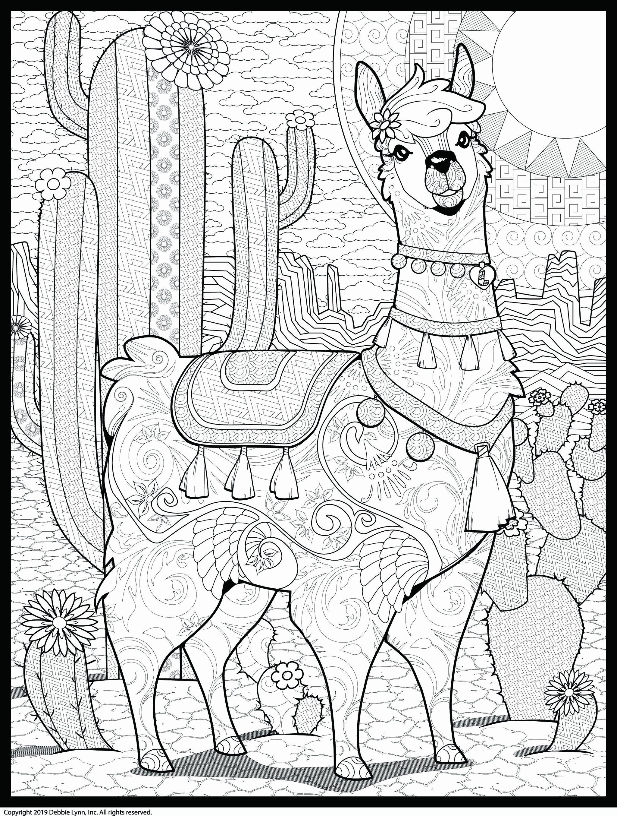 Coloring Pages Animals In The Forest Lovely Super Huge 48 X 63 Coloring Poster Debbie Lynn Kleurplaten Poster Kleurplaten Voor Volwassenen