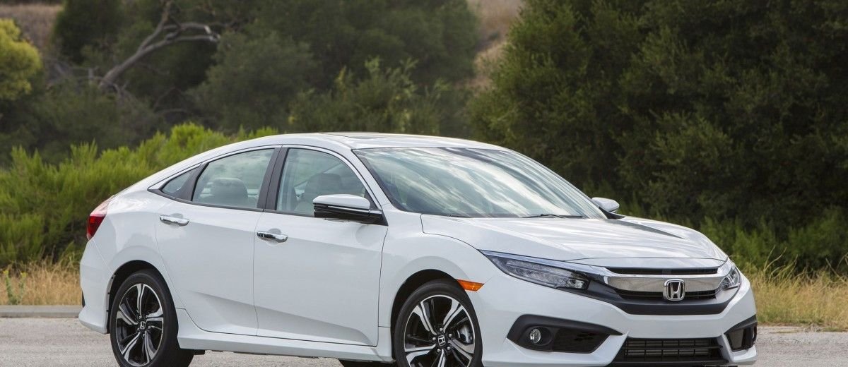 2016 Honda CIVIC Sedan Full Tech Specs, 160 Photos and