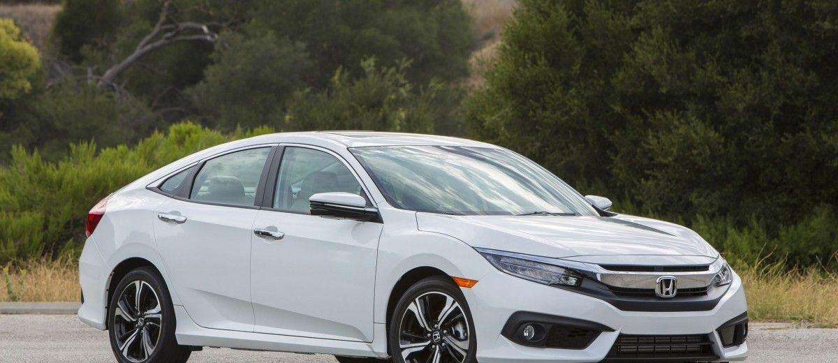 2016 Honda CIVIC Sedan Full Tech Specs, 160 Photos and