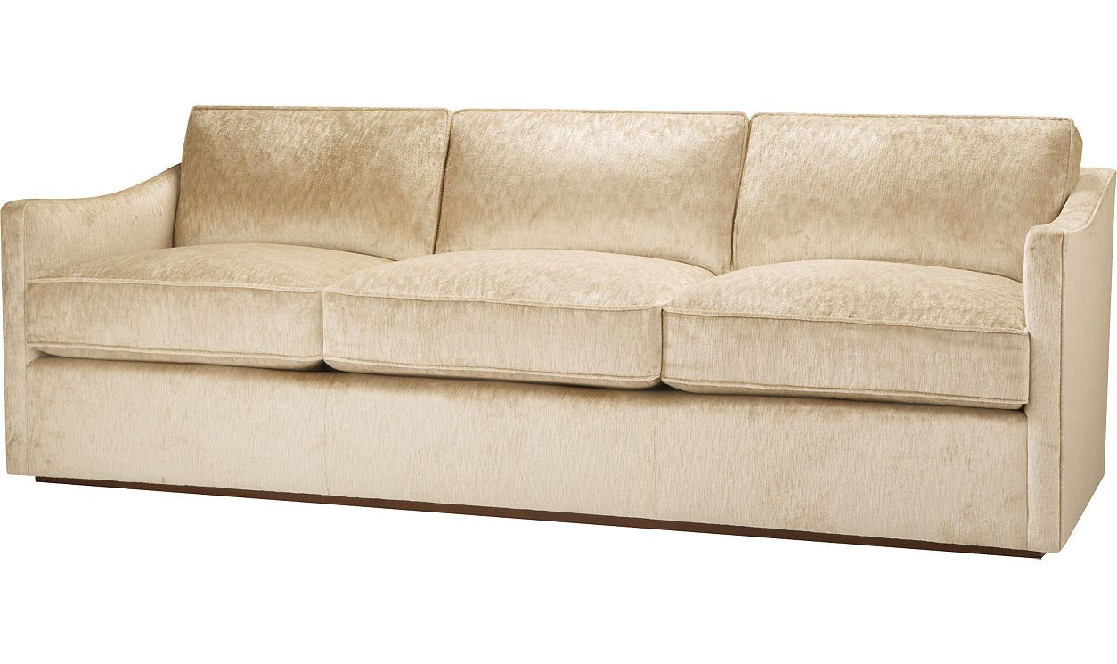 Delightful Carlyle Sofa By Bill Sofield   6398S | Baker Furniture
